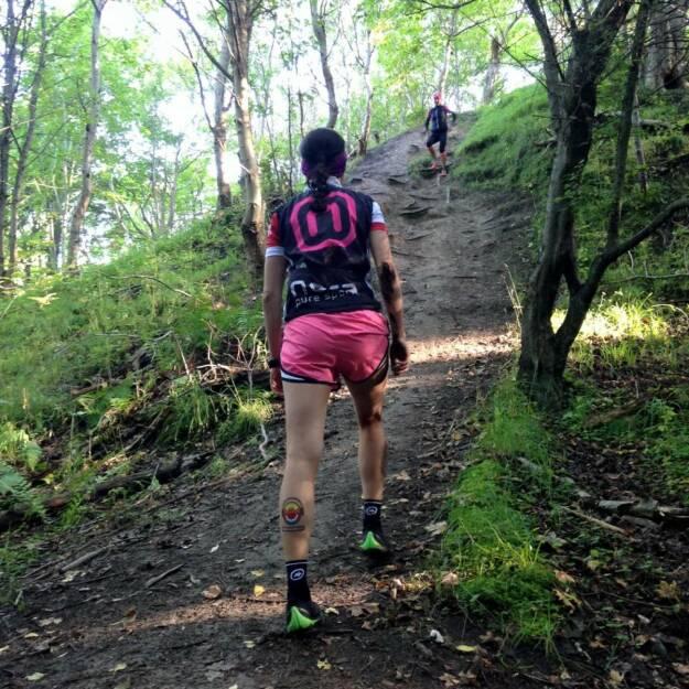 Runplugged Aufstieg Sport Nora (28.08.2015)