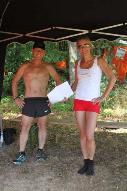 Noel Turner Christine Brunner Frezzor (29.08.2015)