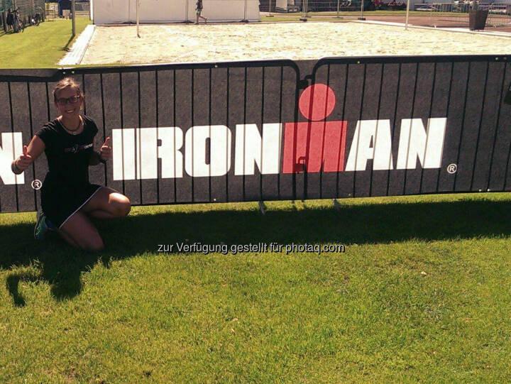 Martina Kaltenreiner, Ironman 70.3, Zell am See