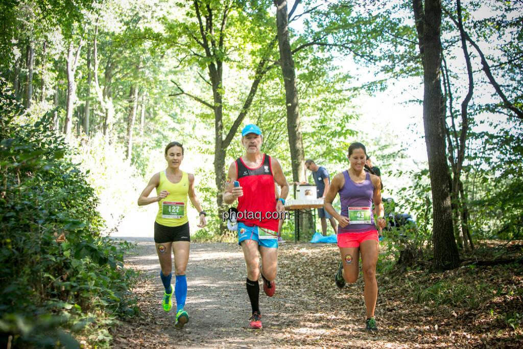 Carola Bendl-Tschiedel, Christian Drastil, Monika Kalbacher, © photaq/Martina Draper/Josef Chladek (30.08.2015)