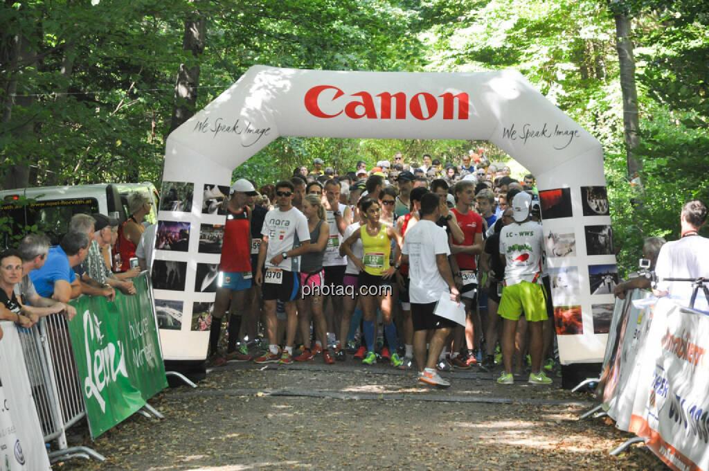 Wienerwaldlauf 2015, Start, © photaq/Martina Draper/Josef Chladek (30.08.2015)