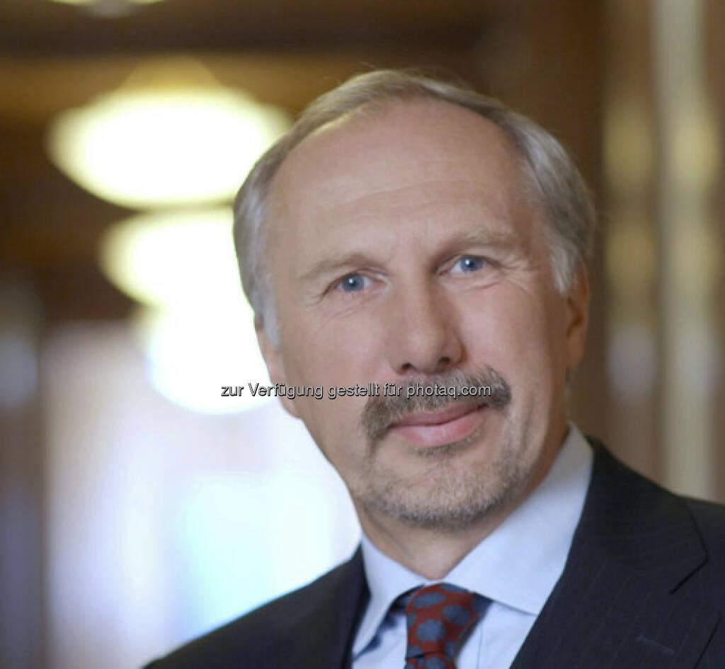 Ewald Nowotny: Sonderfall Zypern muss rasch gelöst werden (c) OeNB (18.03.2013)