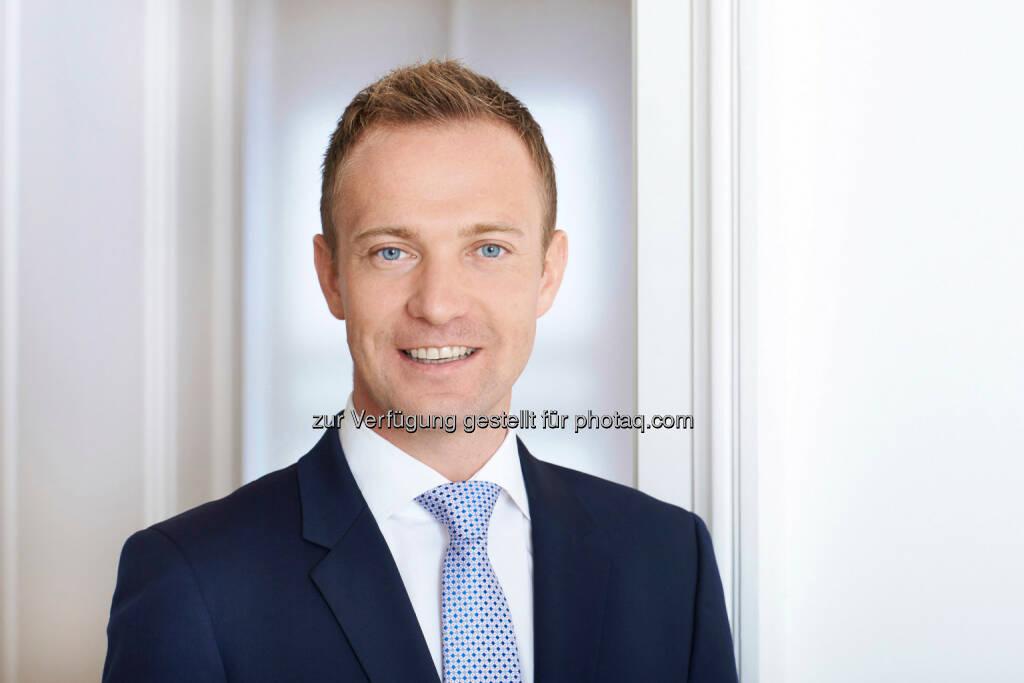 Reinhard Pirklbauer ist neuer Senior Private Banker in der Zürcher Kantonalbank Österreich AG (C) Zürcher Kantonalbank, © Aussender (31.08.2015)
