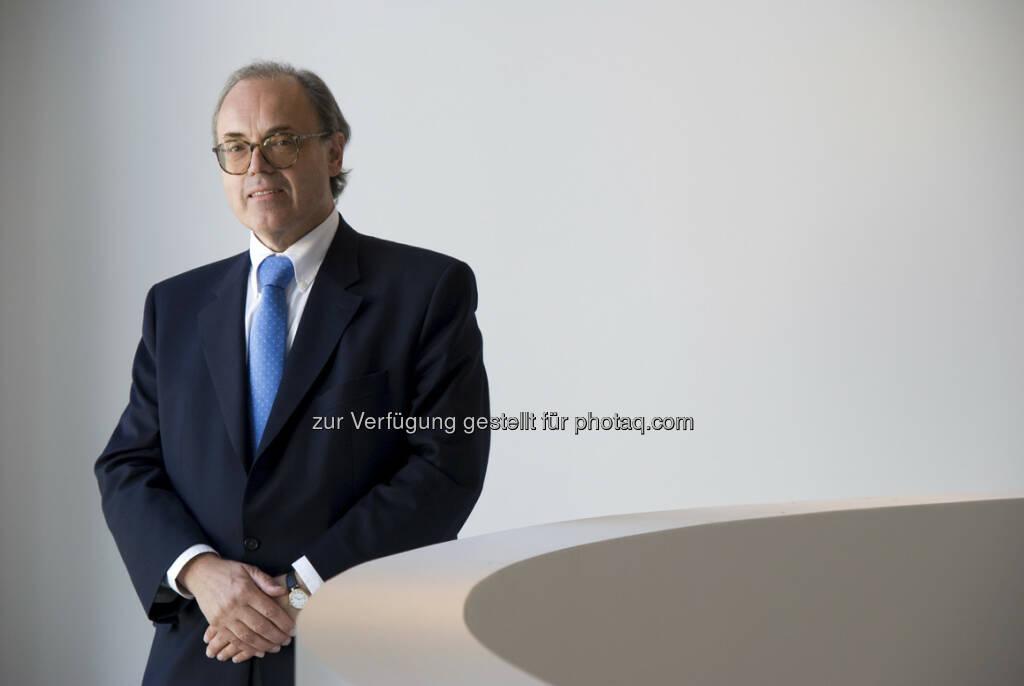 Franz Jurkowitsch, Vorstand Warimpex, lieferte ein vorläufiges Jahresergebnis 2012, das deutlich im Plus liegt (c) Warimpex (19.03.2013)