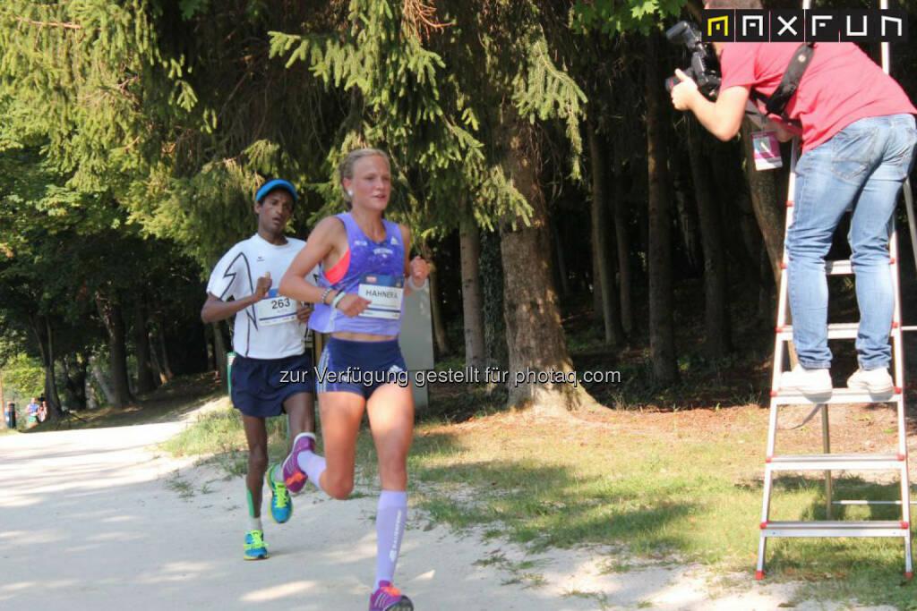 Anna Hahner, Kärnten läuft, © MaxFun Sports (31.08.2015)