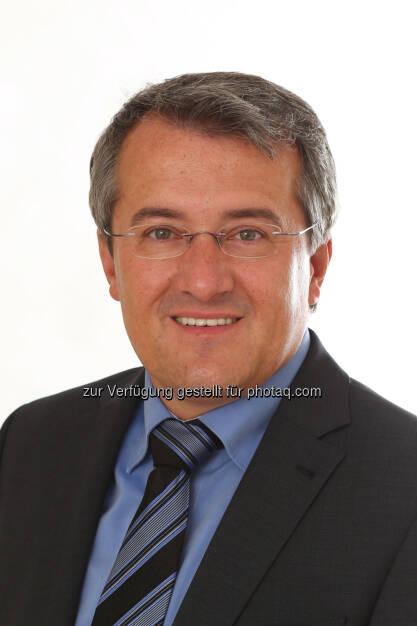 Gerhard Schuster : Neues Mitglied der Geschäftsführung bei T-Systems in Österreich : Verantwortlich ab 1. September 2015 als Mitglied der Geschäftsführung für den Sales und Services Bereich : Fotograf: Katharina Schiffl/Fotocredit: T-Systems, © Aussendung (01.09.2015)