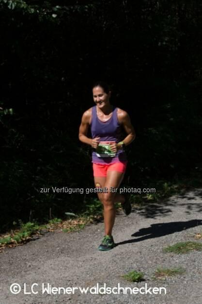 Monika Kalbacher, © LC Wienerwaldschnecken (01.09.2015)