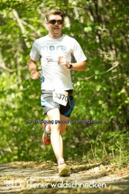 Dominik Wychera (Nora Pure Sports), © LC Wienerwaldschnecken (01.09.2015)