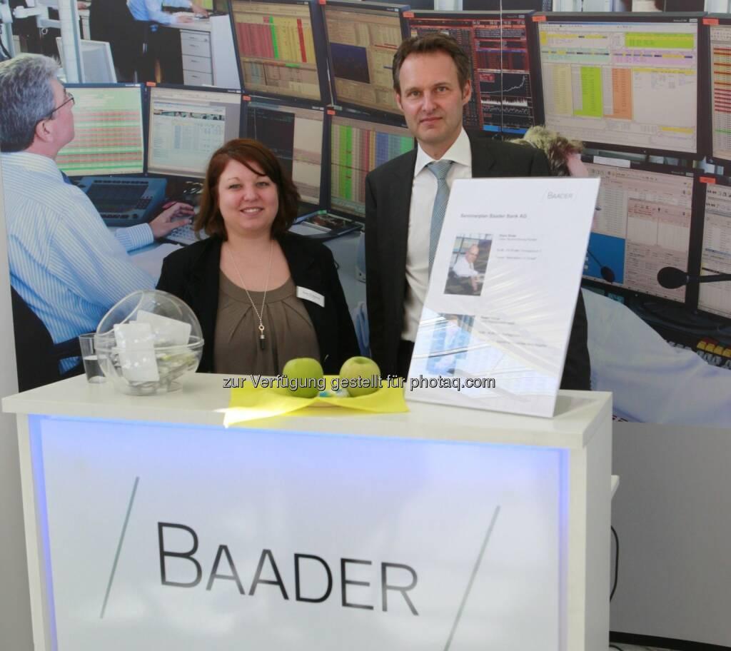 Baader Bank Börsentag München, siehe auch http://blog.palfinger.ag/ (20.03.2013)