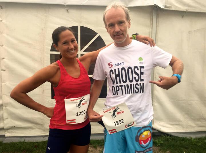 Monika Kalbacher Christian Drastil: Choose Optimism für Kira http://photaq.com/page/index/2039 #kirastaystrong
