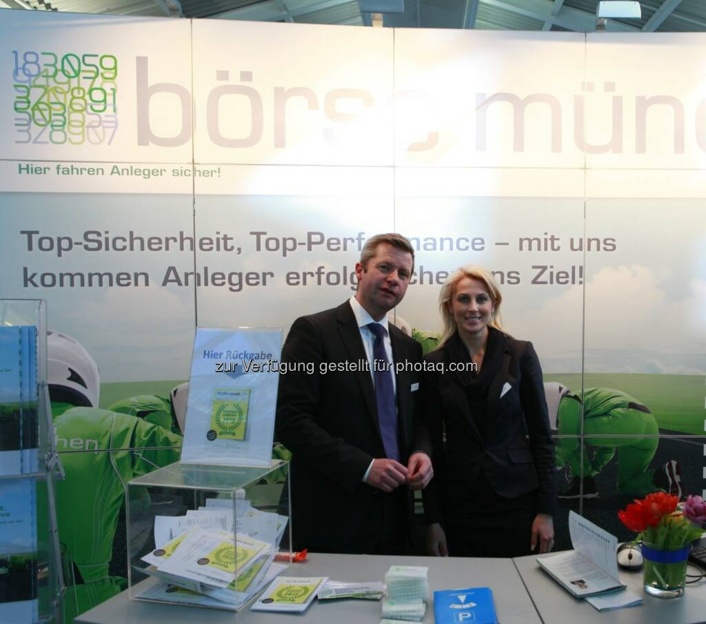 Börse München Börsentag München, siehe auch http://blog.palfinger.ag/ (20.03.2013)