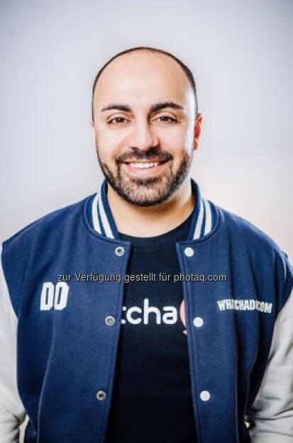 Ali Mahlodji, (whatchado) : (c) whatchado, © Aigner PR, Make-A-Wish Austria, whatchado, IP Österreich, Dale Carnegie Austria (03.09.2015)