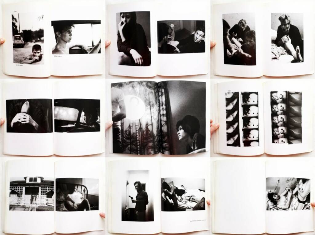 Larry Clark - Tulsa, Grove Press 2000, Beispielseiten, sample spreads - http://josefchladek.com/book/larry_clark_-_tulsa, © (c) josefchladek.com (03.09.2015)