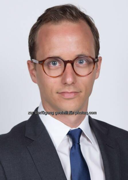 Marc-Oliver Tschabold : Seit 1. September Leiter der Anlagegruppe der Credit Suisse Anlagestiftung mit Investitionsfokus auf kommerzielle Liegenschaften in Deutschland : © Credit Suisse AG, © Aussendung (03.09.2015)