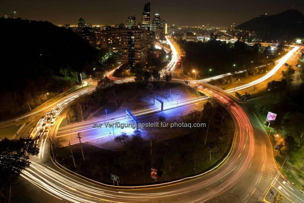 Kapsch TrafficCom rüstet Technologie für Mautsystem in Chile auf, © Aussendung (03.09.2015)
