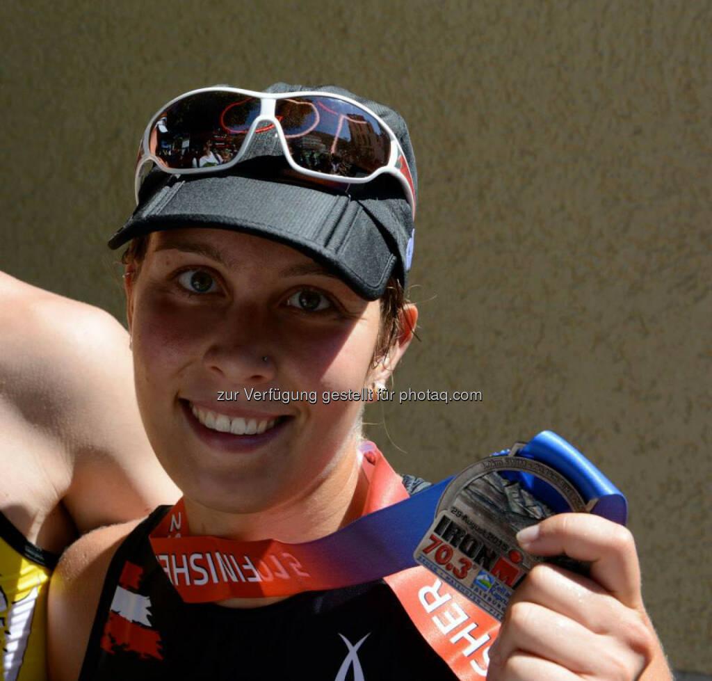 Martina Kaltenreiner: Finish! (03.09.2015)