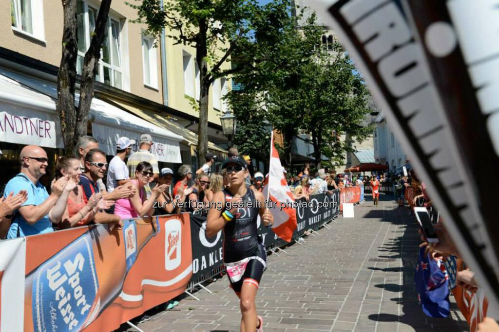 Martina Kaltenreiner: Die letzten 100m! (03.09.2015)