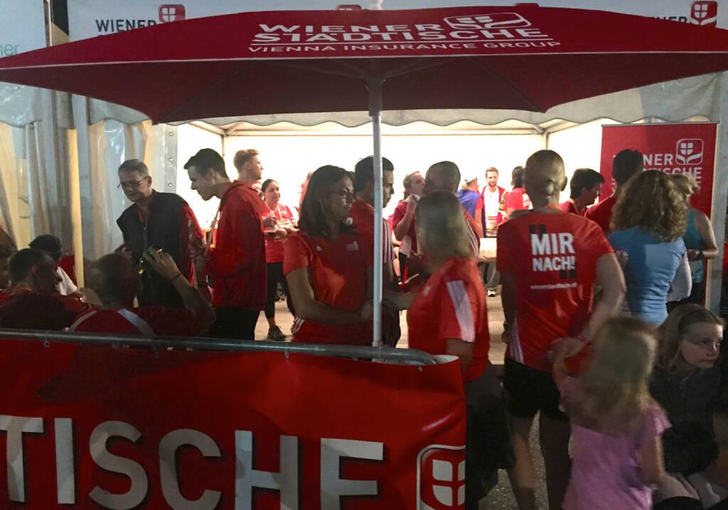Wiener Städtische beim Wien Energie Business Run 2015 (03.09.2015)