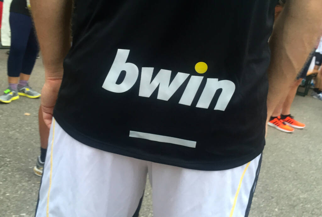 bwin beim Wien Energie Business Run 2015 (03.09.2015)