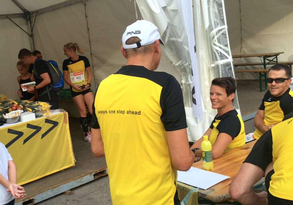 Kapsch beim Wien Energie Business Run 2015 (03.09.2015)