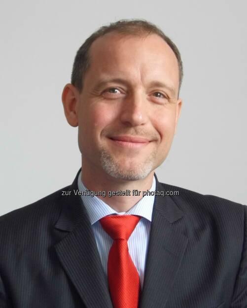 Jörg Wojahn : seit 1. September 2015 Leiter der Vertretung der Europäischen Kommission in Österreich : © Europäische Union, © Aussendung (04.09.2015)