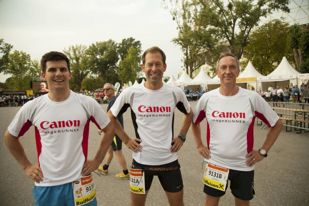 Tosch Andreas, Baucek Thomas, Olsen Magne, Canon, © Stefan May (04.09.2015)
