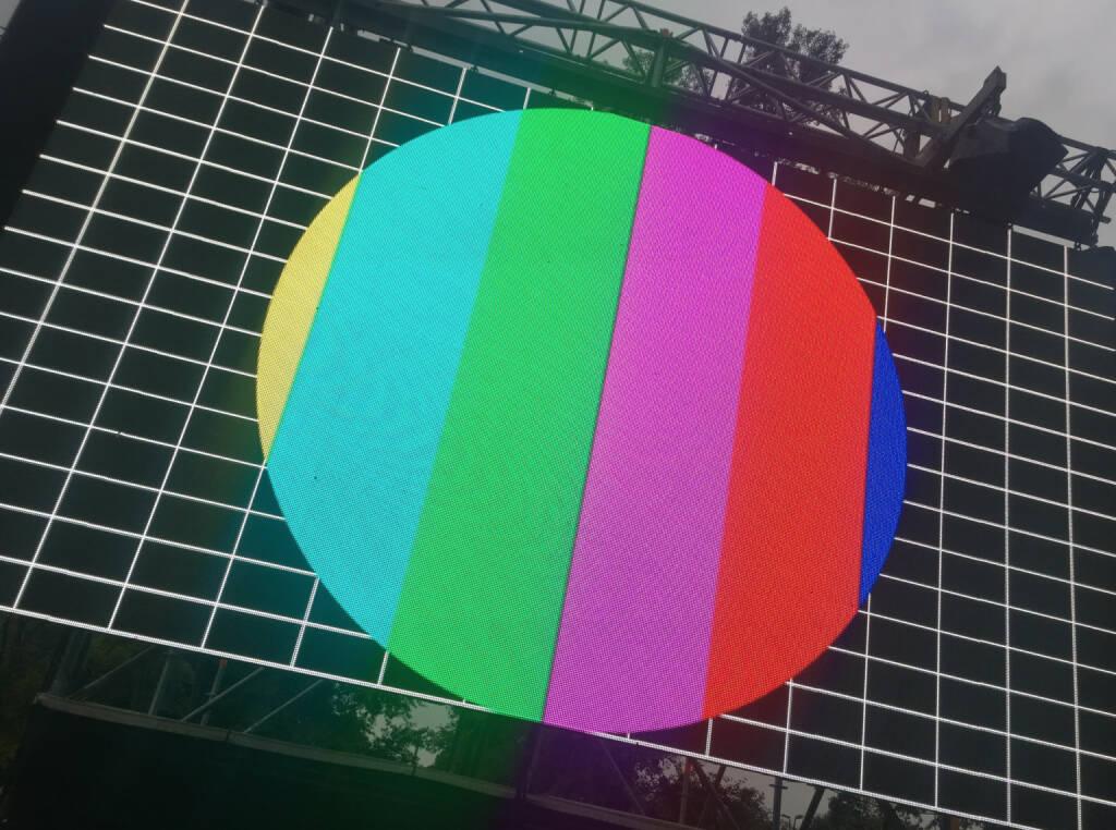 TV Fernsehen Bild Farben (04.09.2015)