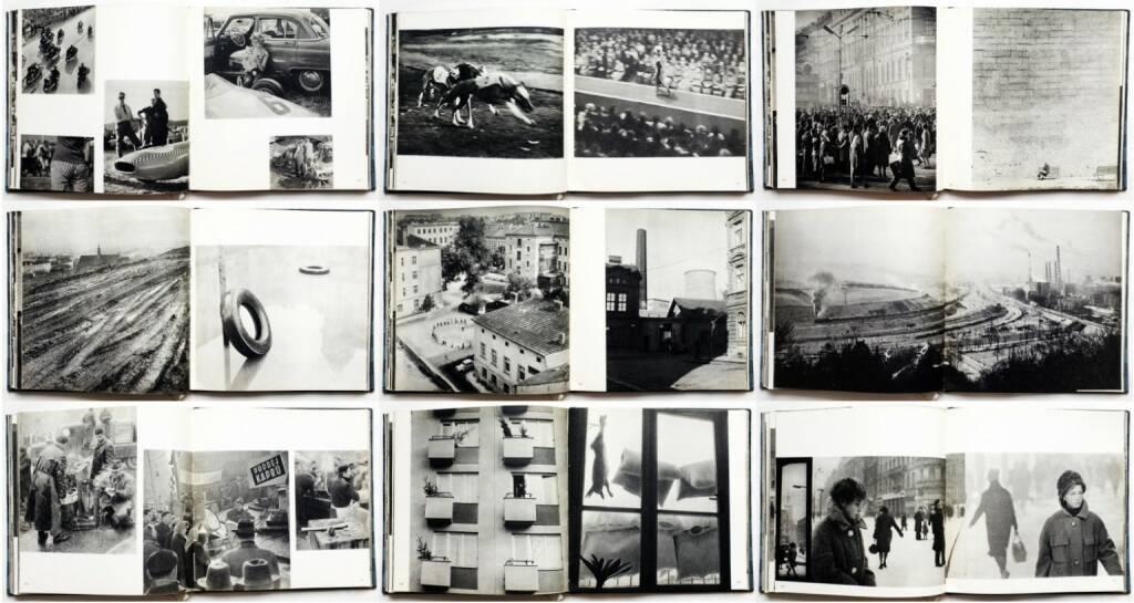 Vilém Reichmann / Miloš Budík / K.O. Hrubý - Brno, Krajské nakladatelství v Brně 1964, Beispielseiten, sample spreads - http://josefchladek.com/book/vilem_reichmann_miloš_budik_ko_hruby_-_brno, © (c) josefchladek.com (06.09.2015)