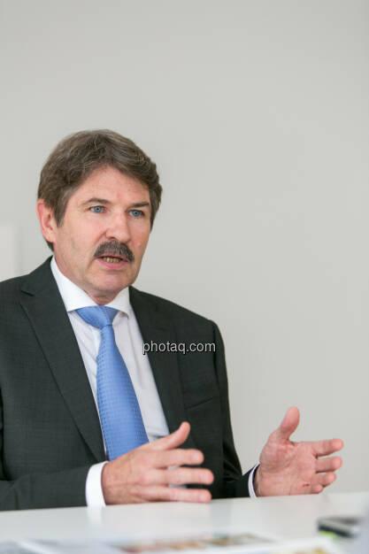 Ernst Vejdovszky (S Immo), © Martina Draper/photaq (07.09.2015)