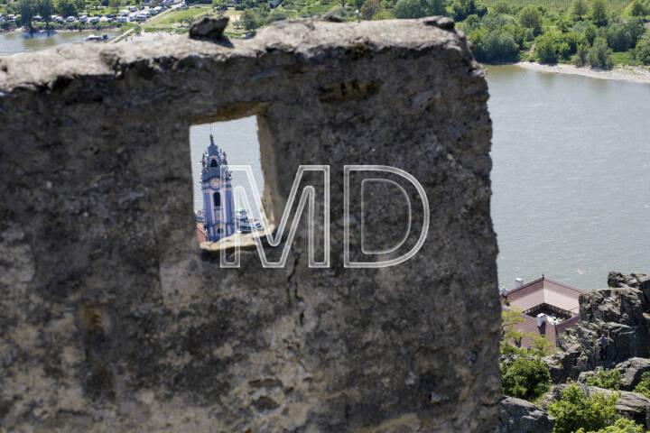 Mauer, Donau