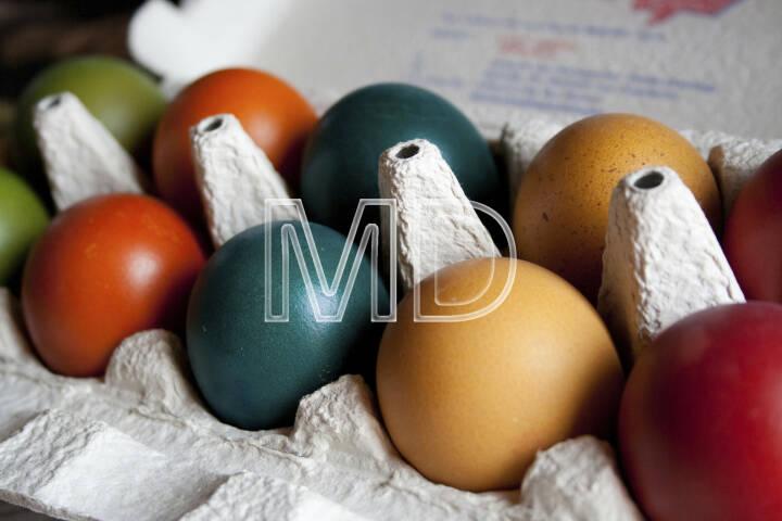 Eier, Ostereier