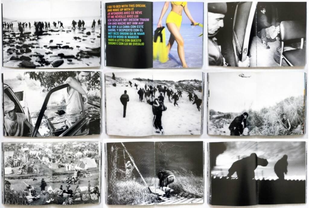 Ad Van Denderen - Go No Go, Braus Edition Im Wachter 2003, Beispielseiten, sample spreads - http://josefchladek.com/book/ad_van_denderen_-_go_no_go, © (c) josefchladek.com (08.09.2015)