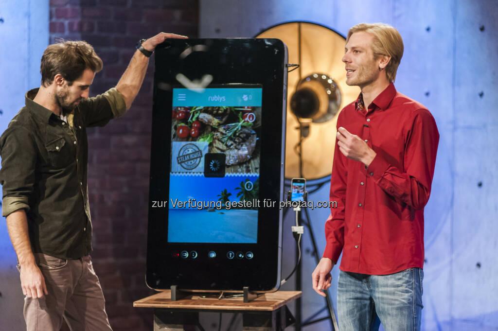 Start-Up-Projekt Rublys : (c) Joerg Klickermann (08.09.2015)