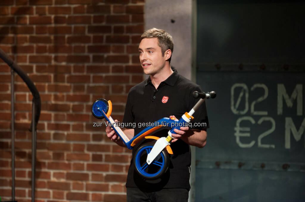 Start-Up-Projekt Scoot & Ride : (c) Nick Albert (08.09.2015)