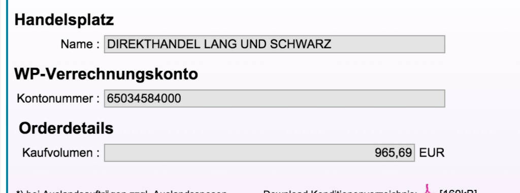 Tag 46: Kauf 55 Buwog zu 17,559 (08.09.2015)