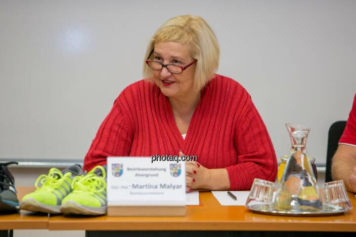 Martina Malyar (Bezirksvorsteherin Alsergrund)