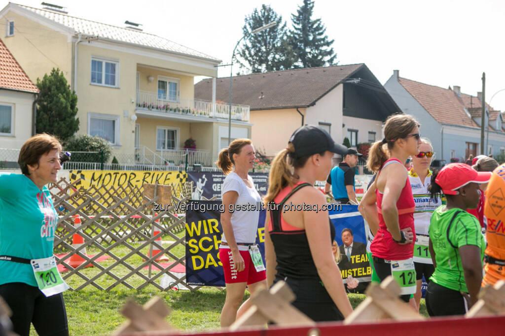 Winzerthlon 2015, vor dem Start, © Martina Draper (13.09.2015)
