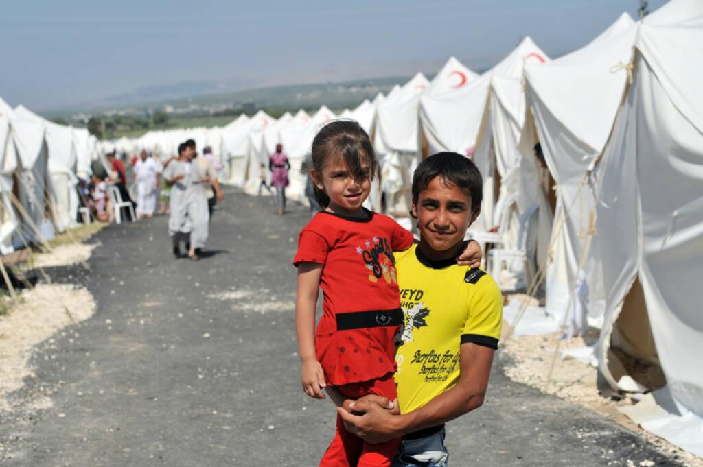 Flüchtlinge, Syrien, Flüchtlingslager, Kinder, <a href=http://www.shutterstock.com/gallery-2725936p1.html?cr=00&pl=edit-00>thomas koch</a> / <a href=http://www.shutterstock.com/editorial?cr=00&pl=edit-00>Shutterstock.com</a>, thomas koch / Shutterstock.com, © www.shutterstock.com (13.09.2015)