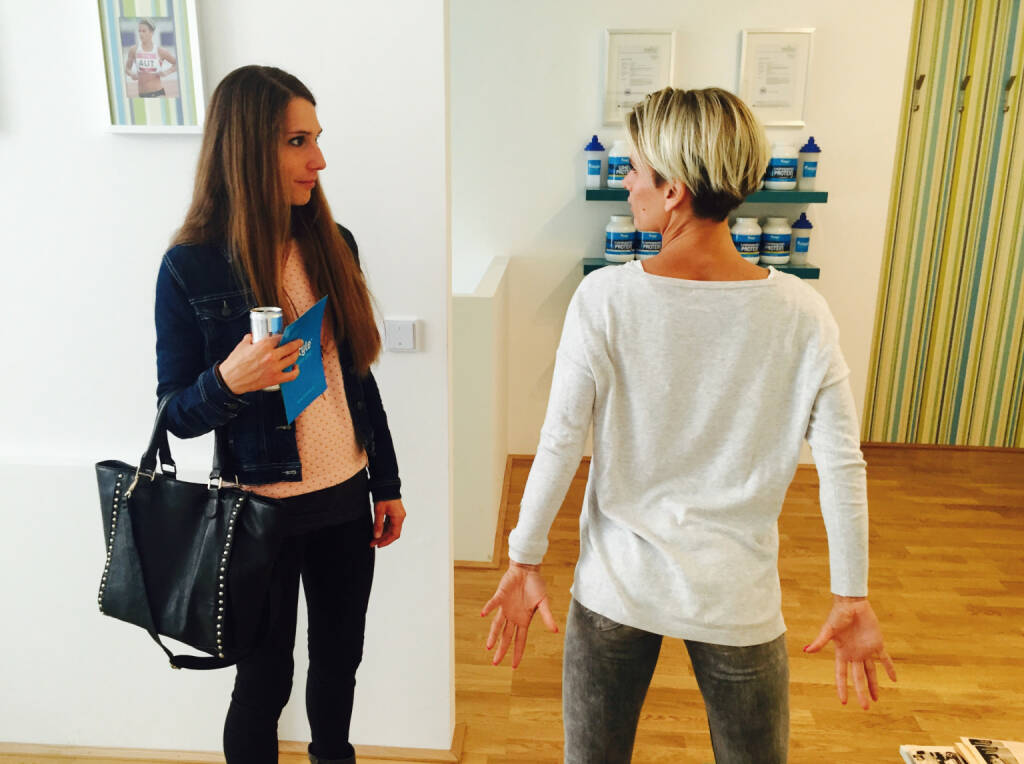 Turnaround - Melanie Raidl , Elisabeth Niedereder (13.09.2015)