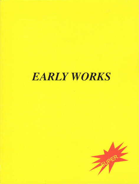 Ivars Gravlejs - Early Works, Self published 2014, Cover - http://josefchladek.com/book/ivars_gravlejs_-_early_works, © (c) josefchladek.com (14.09.2015)