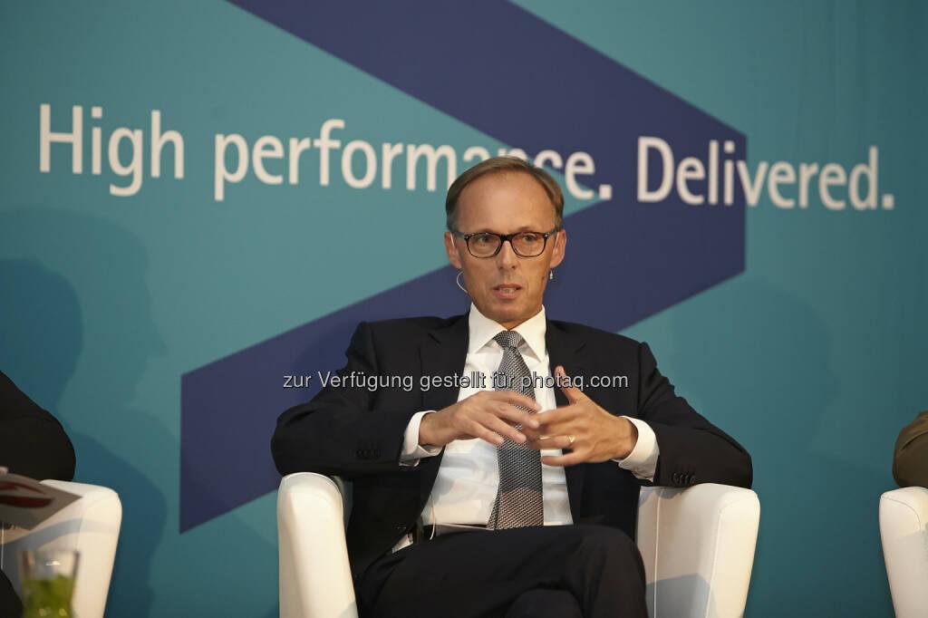Klaus Malle (Accenture), © Fotocredit: © Accenture/APA/ Roßboth  (15.09.2015)