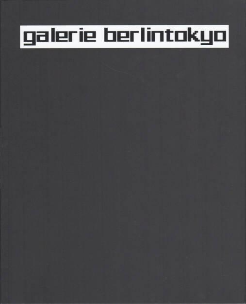 Martin Eberle - galerie berlintokyo, Drittel Books 2013, Cover - http://josefchladek.com/book/martin_eberle_-_galerie_berlintokyo, © (c) josefchladek.com (16.09.2015)