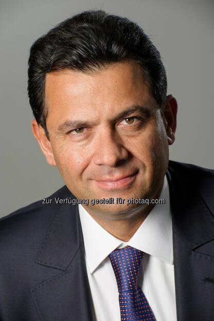 Naïm Abou-Jaoudé wird Chairman von New York Life Investment Management International © Lander Loeckx, © Aussender (16.09.2015)