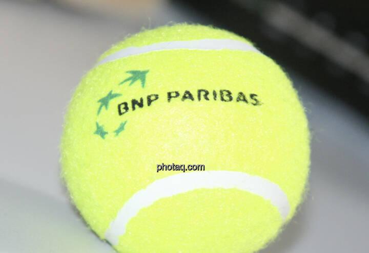BNP Paribas, Tennis