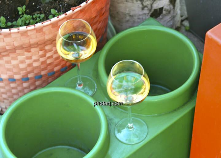 Wein, Weingläser
