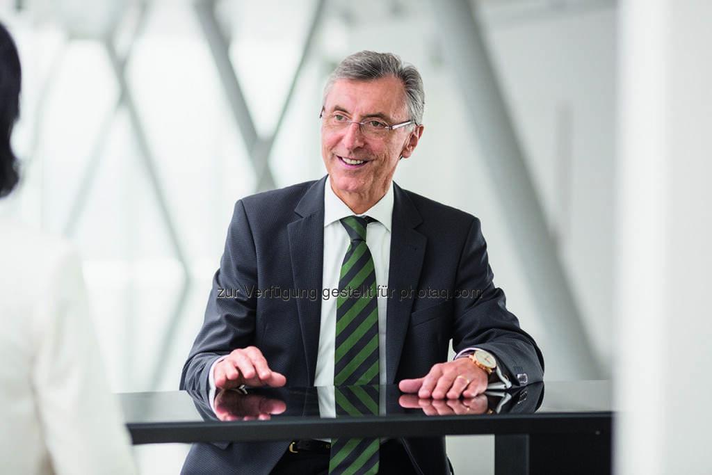 Strabag-CEO Thomas Birtel © Strabag, © Aussender (17.09.2015)