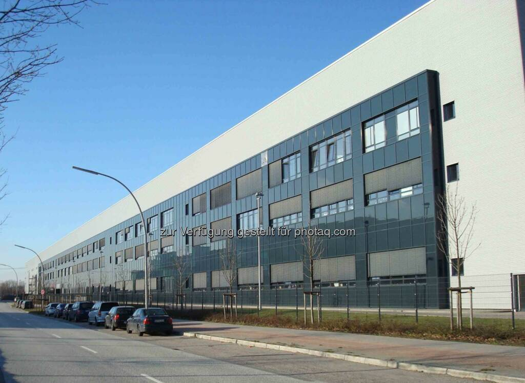 CA Immo verkauft H&M-Logistikzentrum in Hamburg., © Aussendung (17.09.2015)