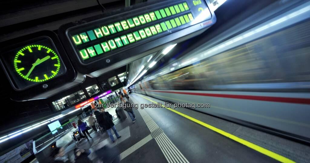 Strabag SE: Strabag-Tochter Center Communication Systems erweitert Tunnelfunkanlagen der Wiener Linien (mit Anhängen) (C) Wiener Linien, © Aussendung (17.09.2015)