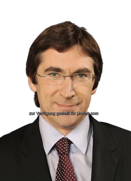 Franz Portisch (der derzeitige Leiter des Generalsekretariats der Erste Group Bank AG), wurde heute vom Vorstand des Sparkassenverbandes als Generalsekretär des Österreichischen Sparkassenverbandes per 1. Jänner 2016 bestellt. (Bild: Erste Group), © Aussender (17.09.2015)