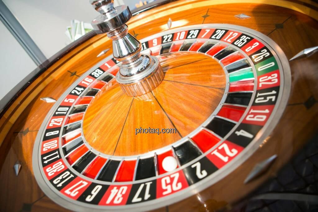 Roulette, Casino, spielen, Glücksspiel, © Martina Draper (17.09.2015)